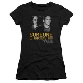 Person Of Interest/Someone Junior Sheer in Black