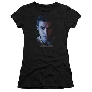 Vampire Diaries/Stefan Junior Sheer in Black