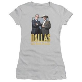 Dallas/Big Two Junior Sheer in Silver