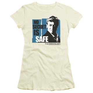 Mentalist/No Secret Is Safe Junior Sheer in Cream