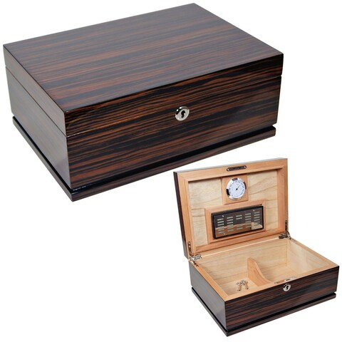 Cuban Crafters Majestad 75-cigar Humidor