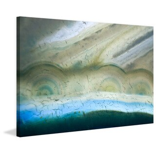 Marmont Hill 'Bubble Rings' Painting Print on Canvas