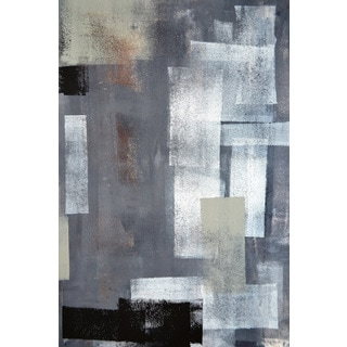 Marmont Hill 'Invisible Variation' Painting Print on Canvas