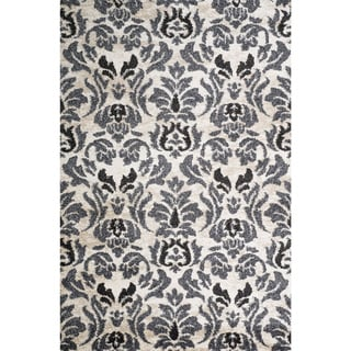 Christopher Knight Home Victoria Laurine Silver Rug (8' x 10')