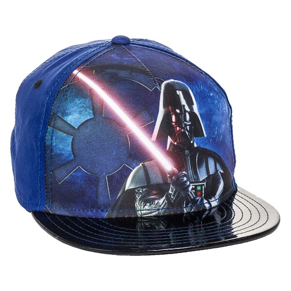 Star Wars Darth Vader Blue Cotton/ Polyester Hat