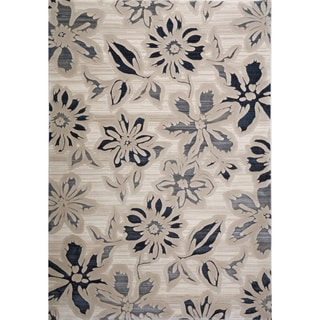 Christopher Knight Home Veronica Mary Cream Floral Rug (8' x 11')