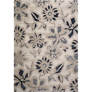 Christopher Knight Home Veronica Mary Cream Floral Rug (5' x 8')