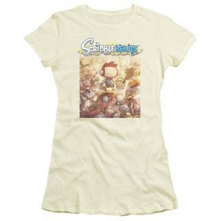 Scribblenauts/Imaginary Friends Junior Sheer in Cream