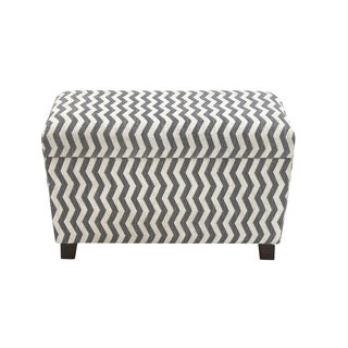 The Must-have Wood Fabric Strong Ottoman (Set of 2)