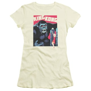 King Kong/Bright Poster Junior Sheer in Cream