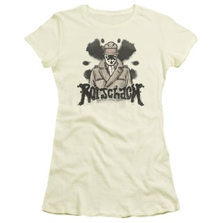 Watchmen/Ink Blot Junior Sheer in Cream