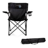 Picnic Time Orlando Magic PTZ Black Polyester/Metal Camp Chair