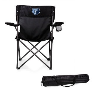 Picnic Time Black Memphis Grizzlies PTZ Camp Chair