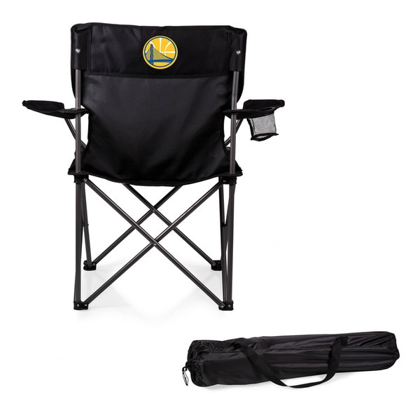 Picnic Time Golden State Warriors Black PTZ Camp Chair - Free ... 91e4a80d6