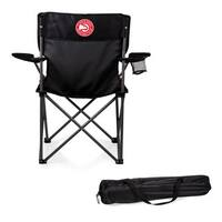 Picnic Time Atlanta Hawks Black PTZ Camp Chair