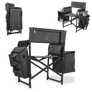Picnic Time San Antonio Spurs Fusion Chair
