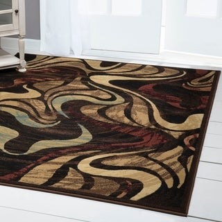 Home Dynamix Catalina Collection Contemporary Area Runner Rug (1'9 x 6'9)