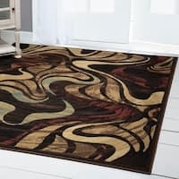 Home Dynamix Catalina Collection Contemporary Area Runner Rug