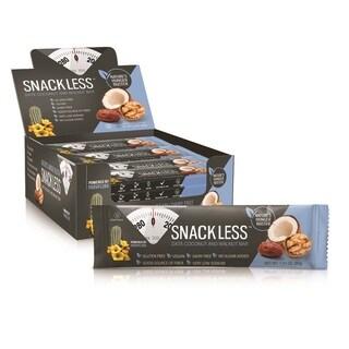 Snack Less Date/ Coconut/ Walnut Bar