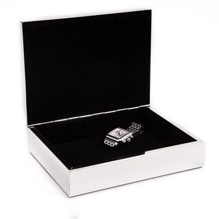 Silverplated 'Talena' Keepsake Box