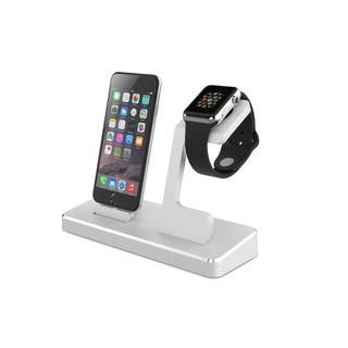 iPM Apple Watch and iPhone Dual-charging Station With 2 USB Ports|https://ak1.ostkcdn.com/images/products/11911124/P18803328.jpg?impolicy=medium