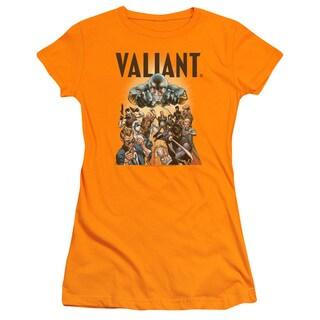 Valiant/Pyramid Group Junior Sheer in Orange