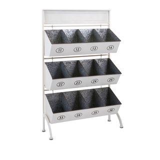 Tinker Storage Bin Rack
