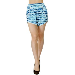 Women's Casual High-waist Beach Shorts