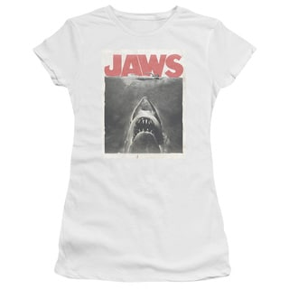 Jaws/Classic Fear Junior Sheer in White