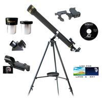 SmartScope 700-millimeter x 60-millimeter Telescope with Smartphone Adapter