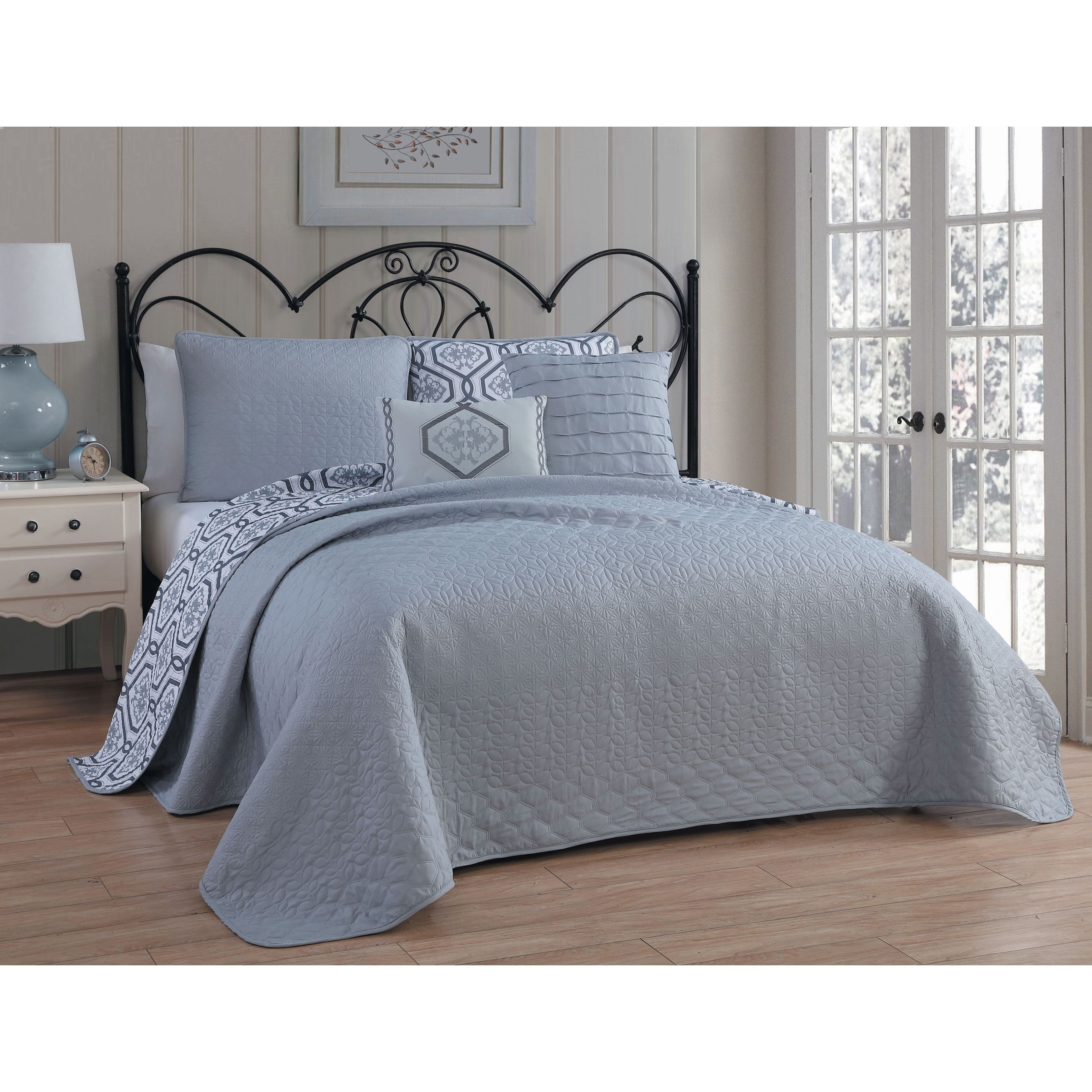 free product on comforter amy of sia seafoam bedding bath shipping sea set overstock bed com glass orders