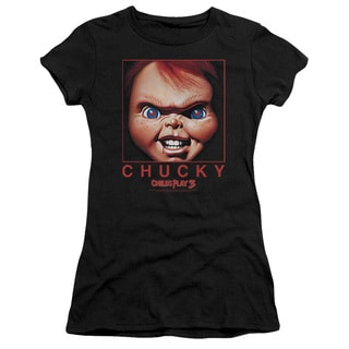 Childs Play/Chucky Squared Junior Sheer in Black