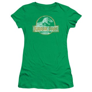 Jurassic Park/Jp Orange Junior Sheer in Kelly Green