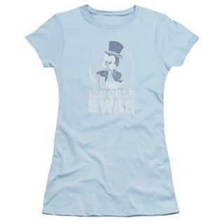 Chilly Willy/Ice Cold Junior Sheer in Light Blue