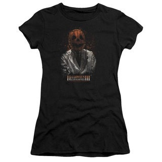 Halloween Iii/H3 Scientist Junior Sheer in Black