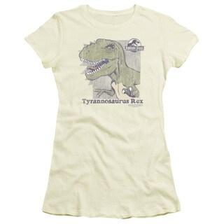 Jurassic Park/Retro Rex Junior Sheer in Cream