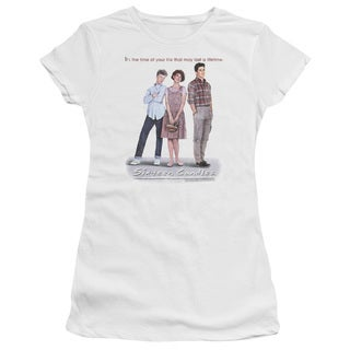 Sixteen Candles/Poster Junior Sheer in White