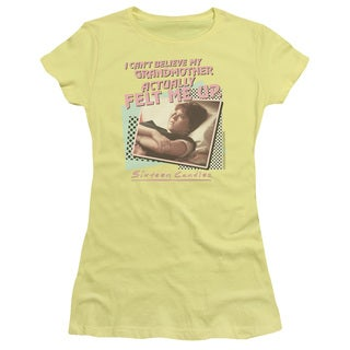 Sixteen Candles/Grandmother Junior Sheer in Banana