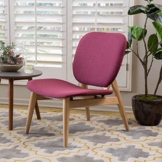 Oliver Fabric Accent Chair by Christopher Knight Home