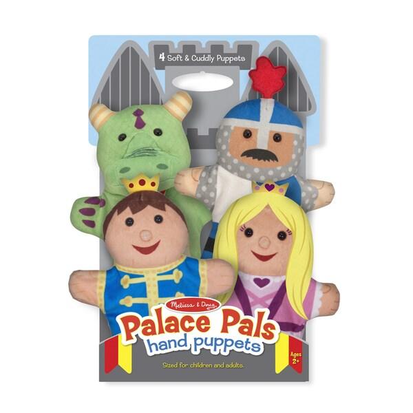 PALACE PALS HAND PUPPETS TOYSPUPPETS & PLUSH PUPPETS