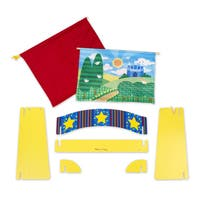 TABLETOP PUPPET THEATER PUPPETSTOYS& PLUSH PUPPETS