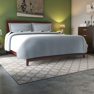 Admire Home Living Plaza Links Area rug (7'10 x 10'6) - 7'10 x 10'6