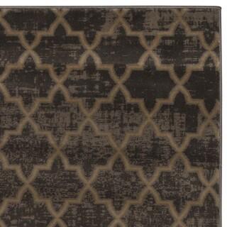 Admire Home Living Plaza Links Area rug (7'10 x 10'6)