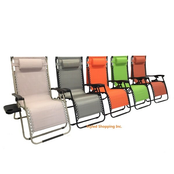... Oversized Zero Gravity Recliner With Canopy By Mesh Fabric With Steel  Frame Zero Gravity Chair With ...