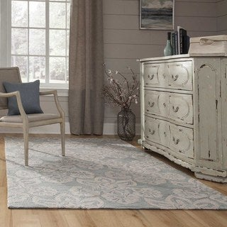 Hand-Hooked Copia Maisie Polyester Rug (2'3 x 7'6)