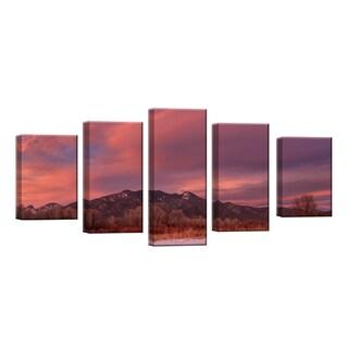 Ready2HangArt 'Taos Mountain 2289' by Bartlett Hayes