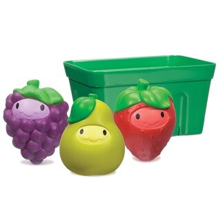 Munchkin Squirt and Strain Fruit Basket