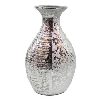 D'Lusso Designs Lauren Collection 13-inch Classic Vase