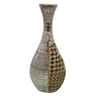 D'Lusso Designs Melanie Collection 14-Inch Classic Vase