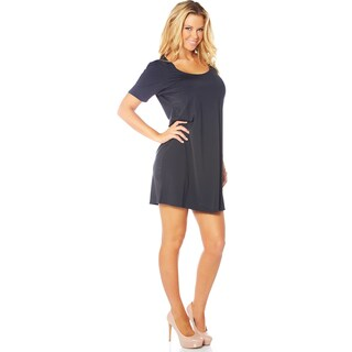 Rhonda Shear Women's Sweet Dreams Butterknit Sleep Shirt